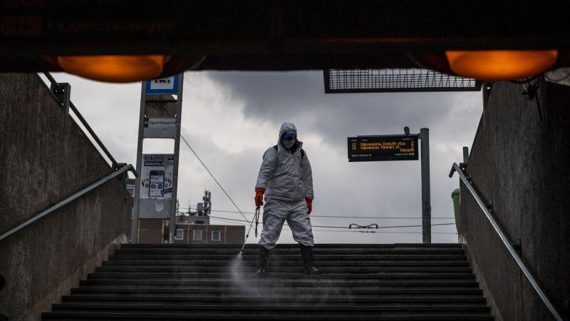 Az országos tisztifőorvos szerint Budapesten bármikor berobbanhat a járvány