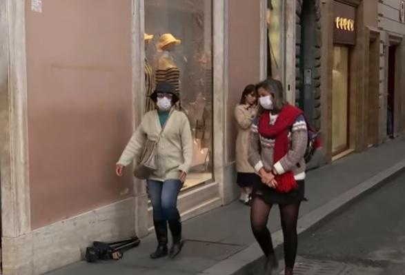 Nem akar csökkenni a járvány halálos áldozatainak száma Olaszországban