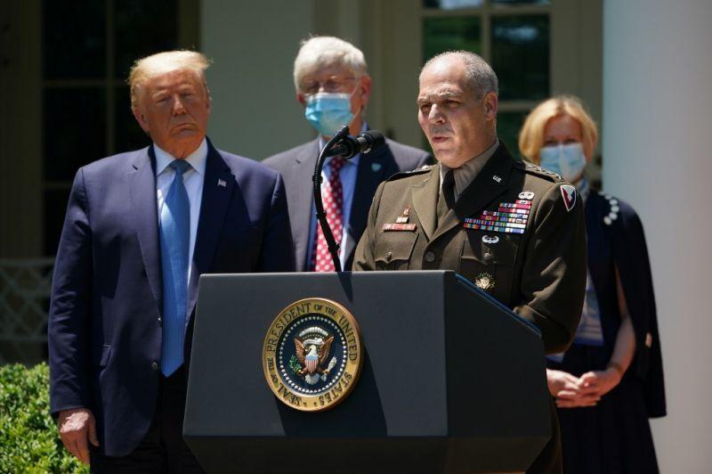 Atomfegyver-kísérlet végrehajtását vitatták meg a Trump-adminisztrációban