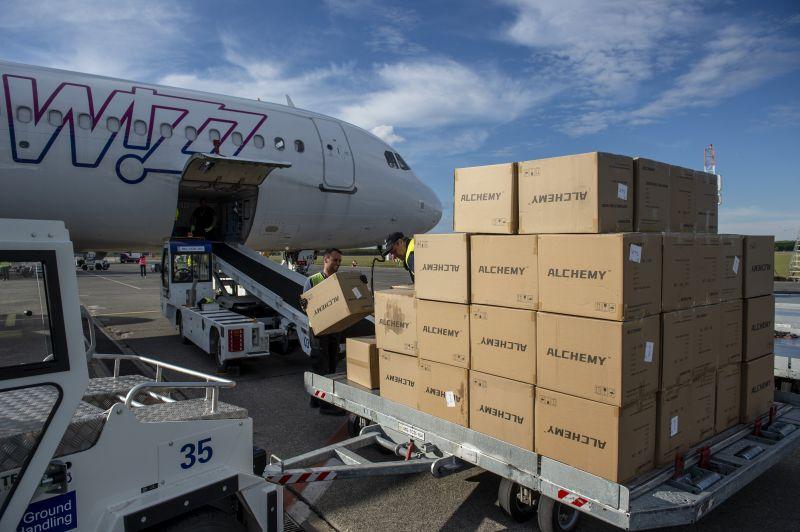 Megérkezett a Wizz Air századik repülőgépe