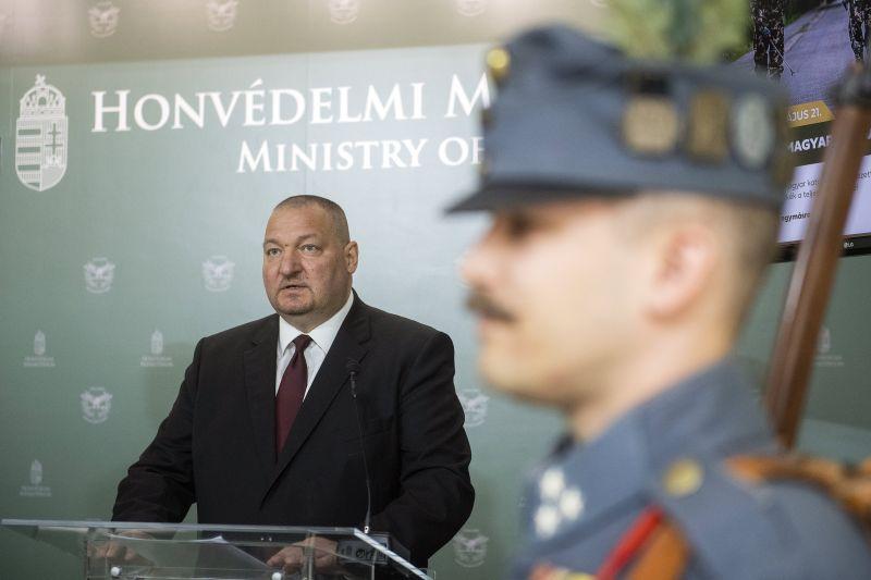 Németh Szilárd: a Magyar Honvédség is részt vesz a munkahelyteremtésben
