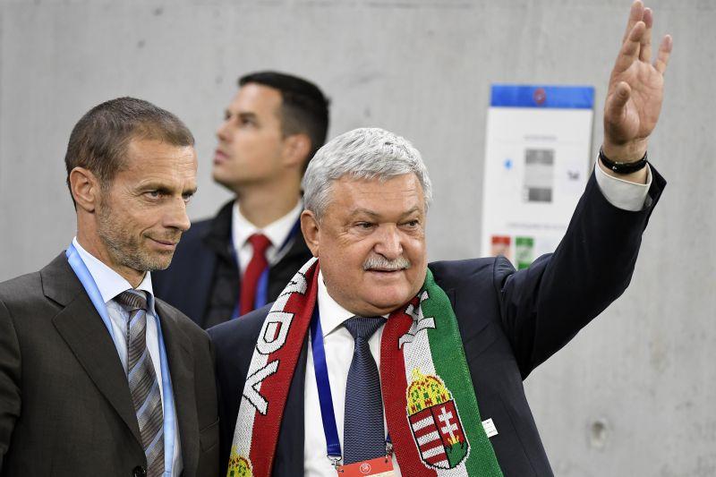 Csányi örömhírt hozott: a magyar focicsapatok anyagi helyzete sokkal stabilabb, mint a környező országokban