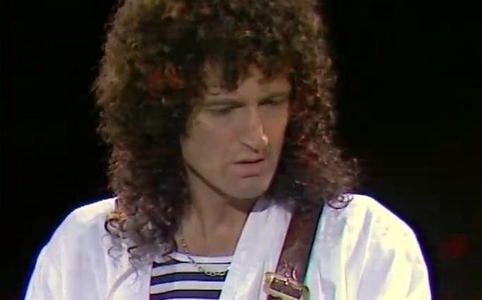 A Queen gitárosa súlyos szívrohamot kapott – ilyen most Brian May állapota