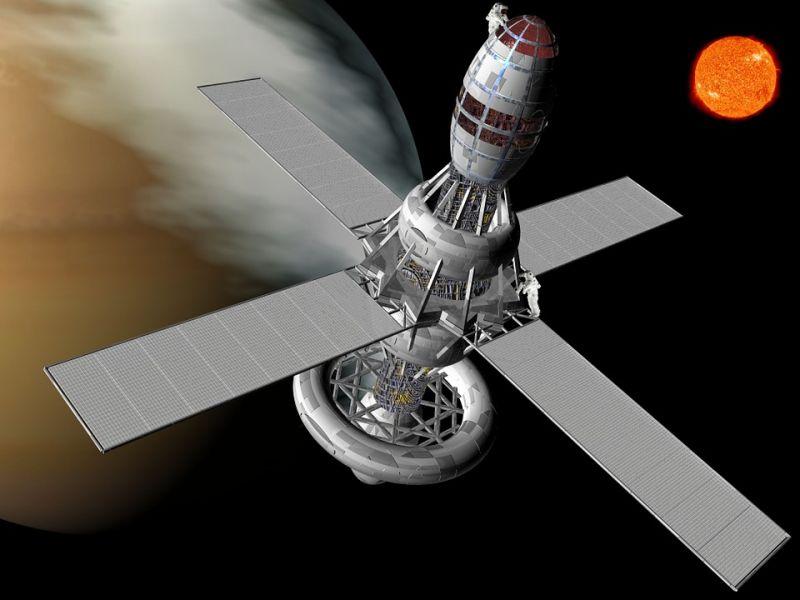 Mégsem indultak amerikai űrhajósok a Nemzetközi Űrállomásra