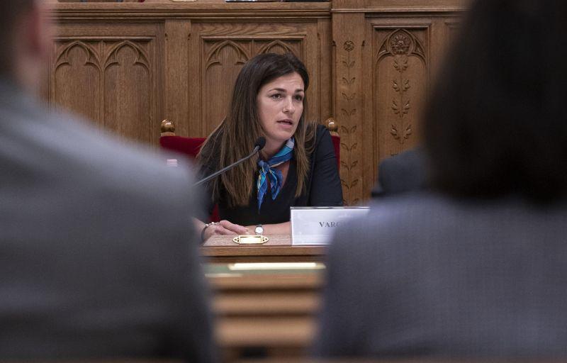 Varga Judit elővette a Sargentini-jelentést: szerinte az EP bevándorláspárti többsége erőltette át