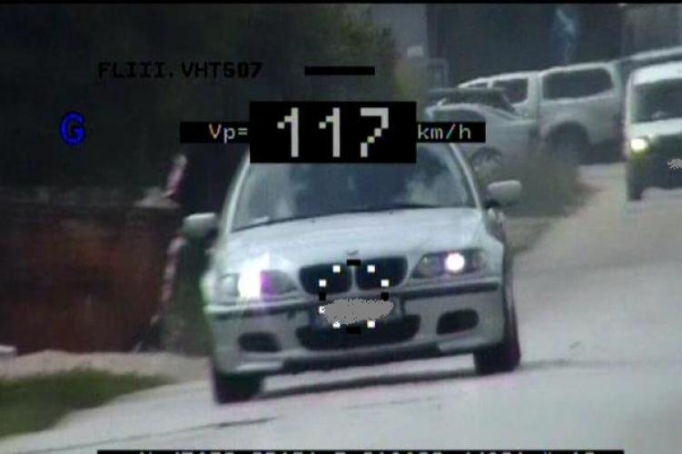 50 helyett 117-tel száguldott a BMW-s Környén