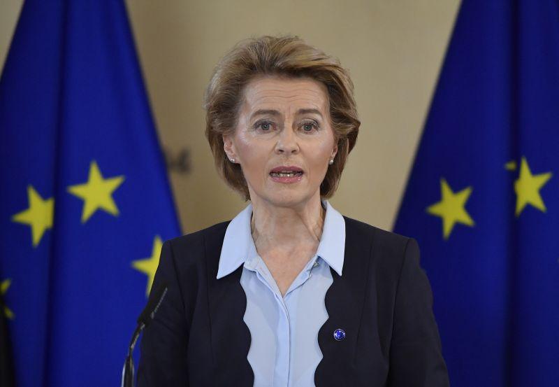 """Bizonytalan az EU jövőjével kapcsolatban Ursula von der Leyen: """"Európa időszűkében van, minden nap számít. """""""