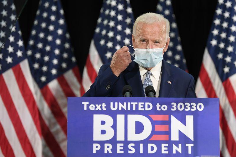 A járvány ellenére személyesen fogadja majd el az elnökjelöltséget Joe Biden