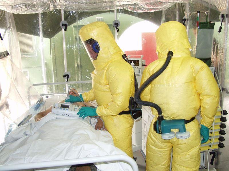 Újra támad az ebola