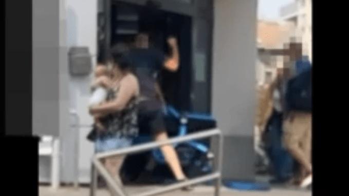 Csak lopni ment be a boltba, de ökölharc lett a vége – VIDEÓ