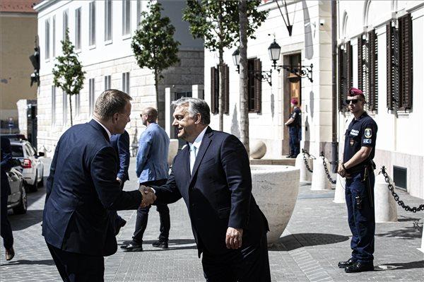 Orbán Viktor: tovább erősítjük a visegrádi együttműködést