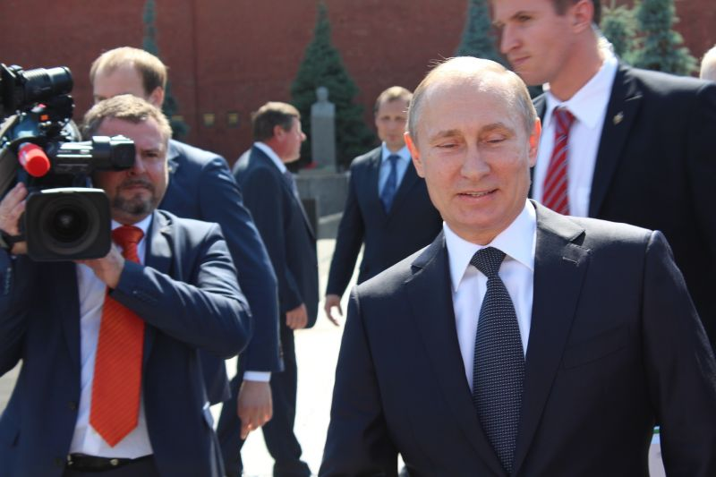 Vlagyimir Putyin elkészítette az évszázad mémjét – ha nem látja, nem hiszi el