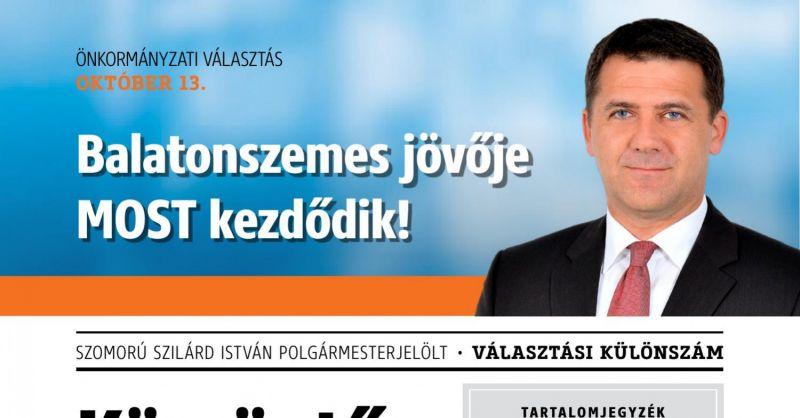 Megunta a harcot, lemondott a fideszes polgármester Balatonszemesen