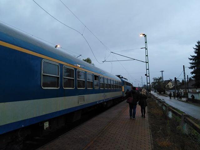 Óriási késések vannak a Budapest-Debrecen-Nyíregyháza-Záhony vonalon