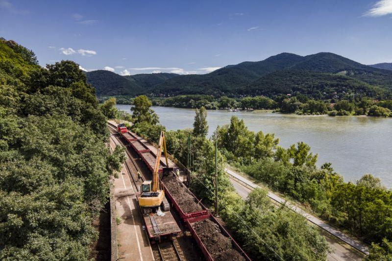 Mávinform: hétfőtől újraindul a vonatközlekedés Nagymaros és Szob között