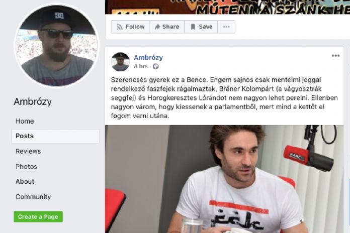 Veréssel fenyegetett meg ellenzéki politikusokat egy fideszes újságíró