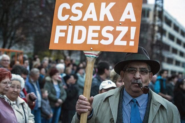 Toronymagasan vezet a Fidesz Budapesten