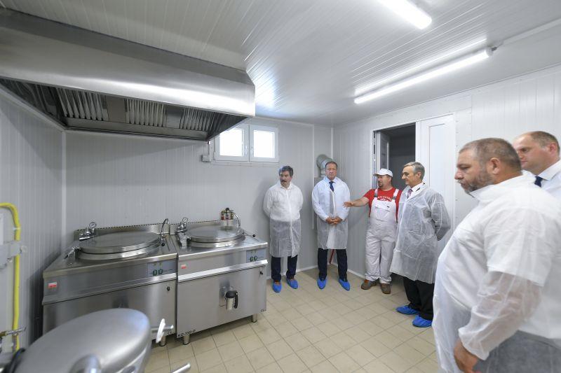 Közmunkások dolgoznak majd a 178 millió forintból létesített hajdúnánási húsfeldolgozóban