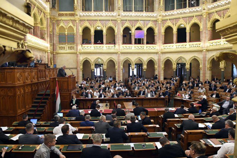 Hét képviselő még nem szólalt fel ebben a parlamenti ciklusban – mindannyian fideszesek