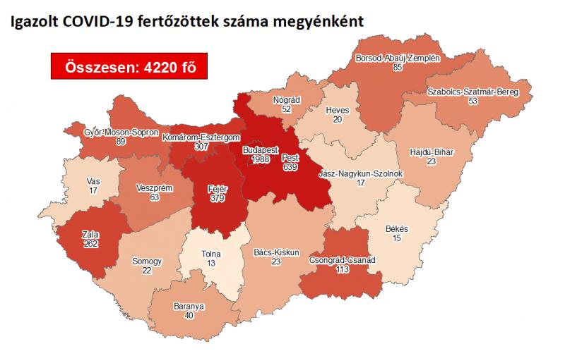Újabb két áldozata van Magyarországon a koronavírusnak
