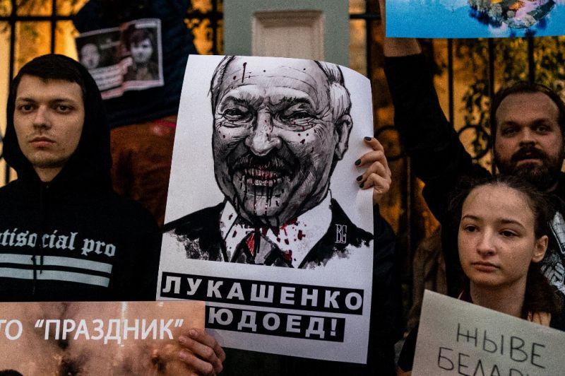 A Fidelitas és az IKSZ nem ítélte el a belarusz erőszakot