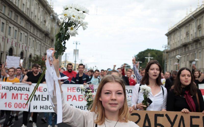 """A fehérorosz elnök szerint továbbra is """"külföldi erők"""" szervezik ellene a tüntetéseket"""