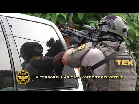 Az asszonyverésnek és -alázásnak a terrorelhárító kommandó vetett véget – videó