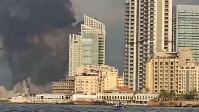 Egymillió euróval segíti a magyar kormány Libanont a robbanás után