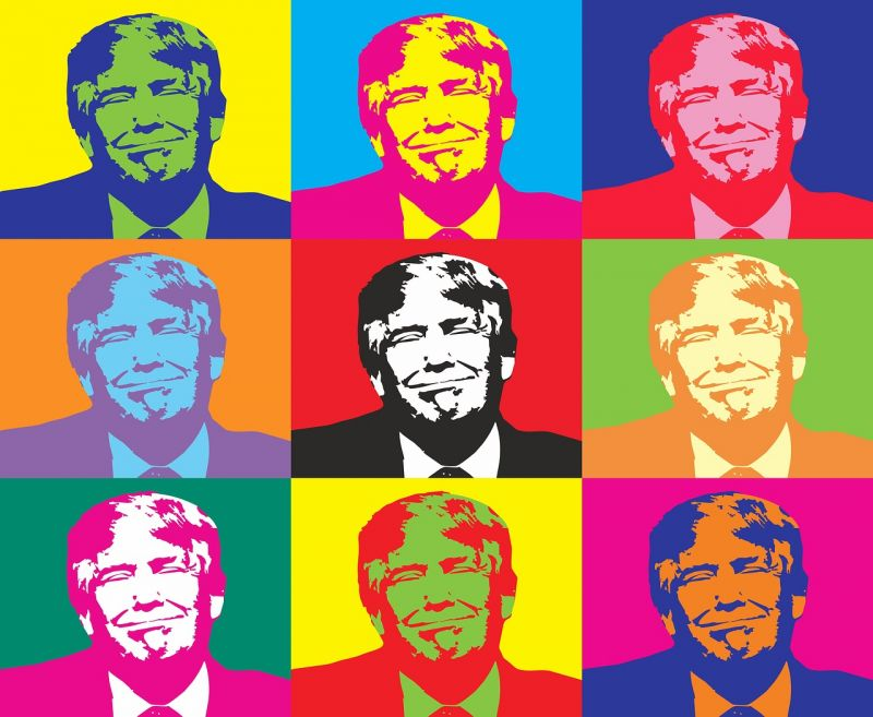 Trump szerint rövidesen hűvösebb lesz