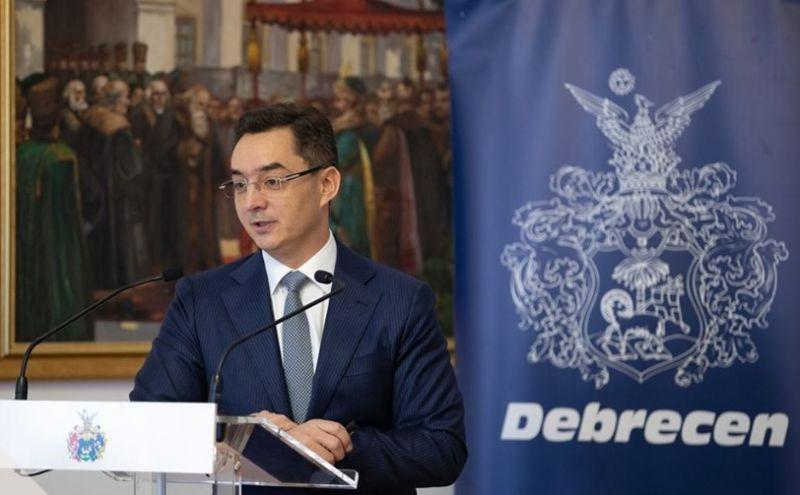 16 milliárd forintot ad a kormány Debrecennek egy vízellátást javító fejlesztésre