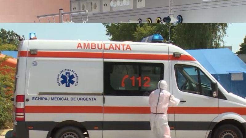 Nagy a baj Romániában: 53 halott, újabb negatív járványrekordok az elmúlt 24 órában