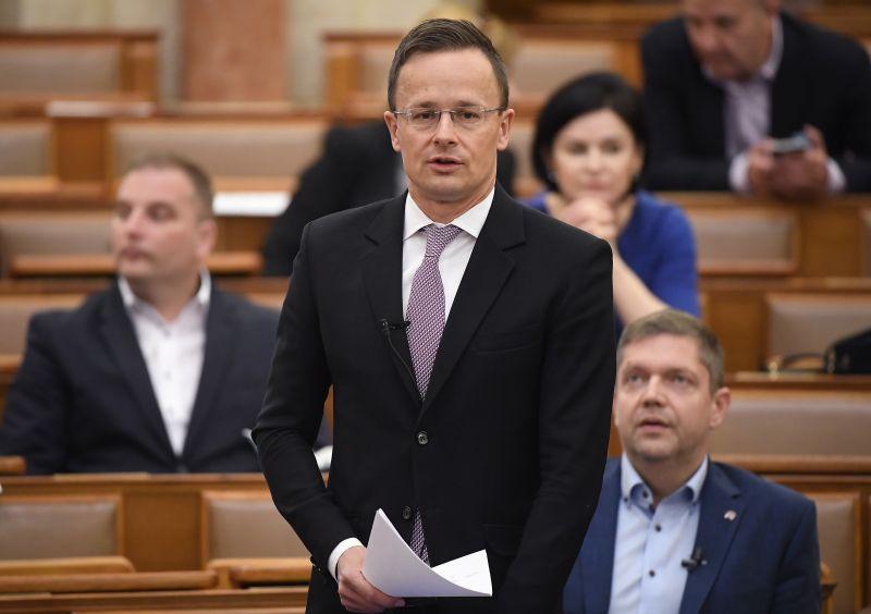 Fehérorosz történések: Szijjártó a Keleti Partnerség program miatt aggódik