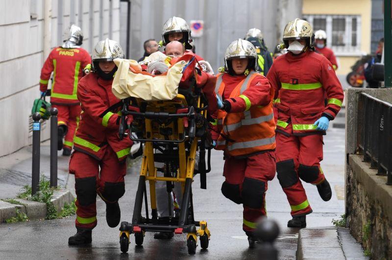Terrortámadás volt a párizsi vérengzés: megint a Charlie Hebdo miatt csinálták