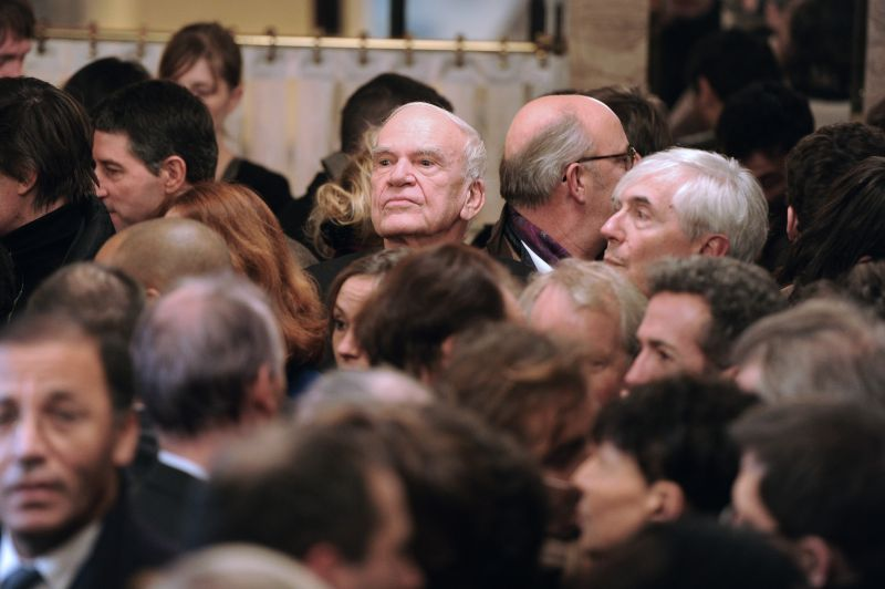 Milan Kundera kapja idén a Franz Kafka-díjat