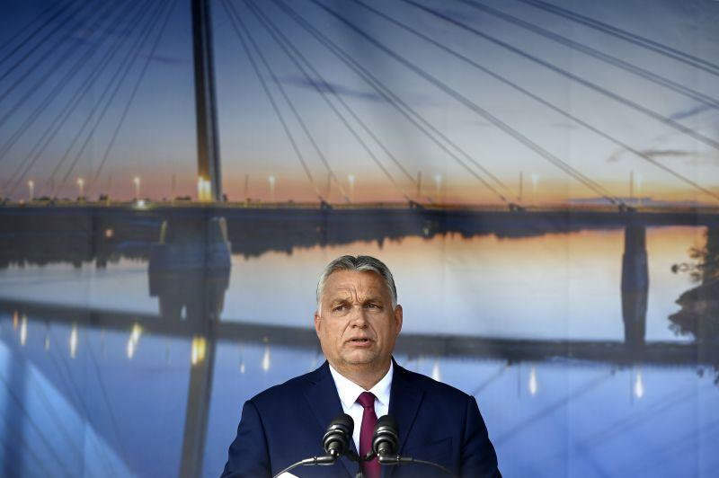 Orbán megint libernyákozott egy kiadósat