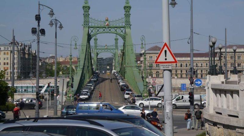Keddtől péntekig tartanak a lezárások Budapesten az Európai Szuperkupa meccs miatt