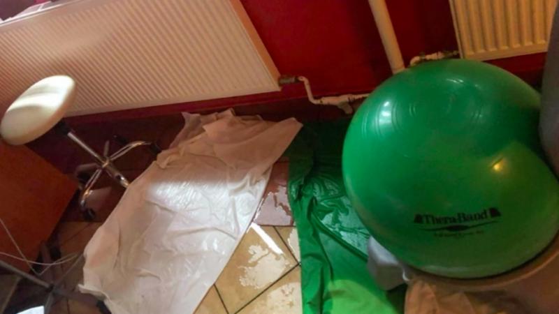 Kontár munkások miatt megint beázott a Szent János Kórház szülészete