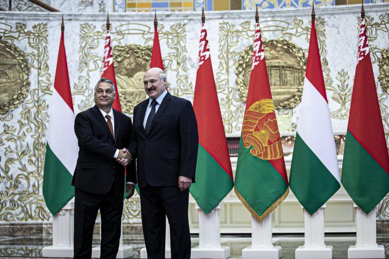 Az Egyesült Államok nem tudja legitim elnöknek tekinteni a fehérorosz elnököt
