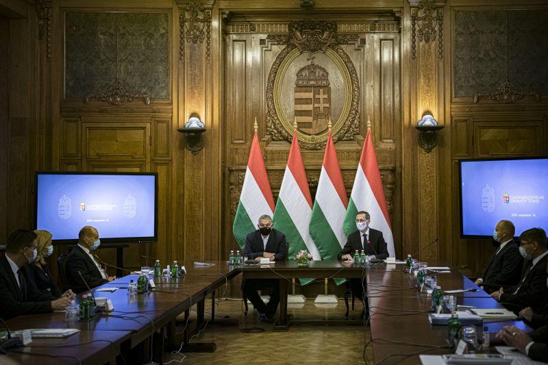 Így indult a nap Orbán Viktor számára – óriási bejelentésre várhatunk