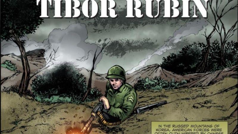 Amerikai képregény-szuperhős lett a magyar katonából, a Vasember és Pókember alkotói dolgoztak a történetén
