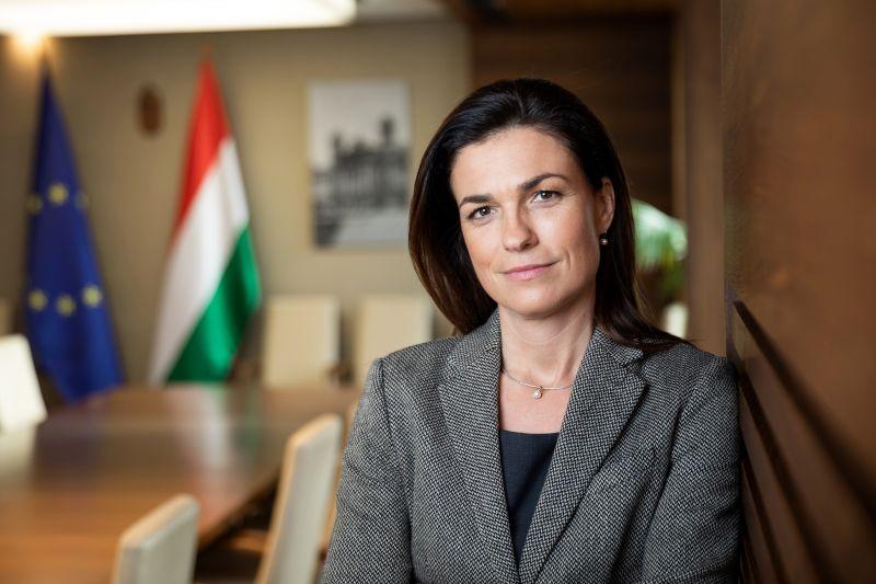 Varga Judit: az uniós források nem adományok, no meg Soros!