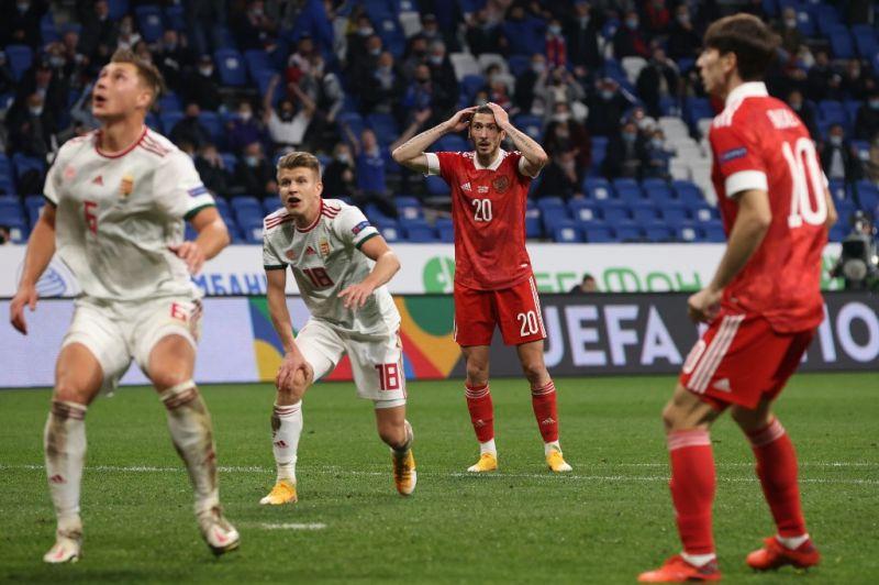 Izgalmas 0-0-át játszott az oroszokkal a magyar válogatott