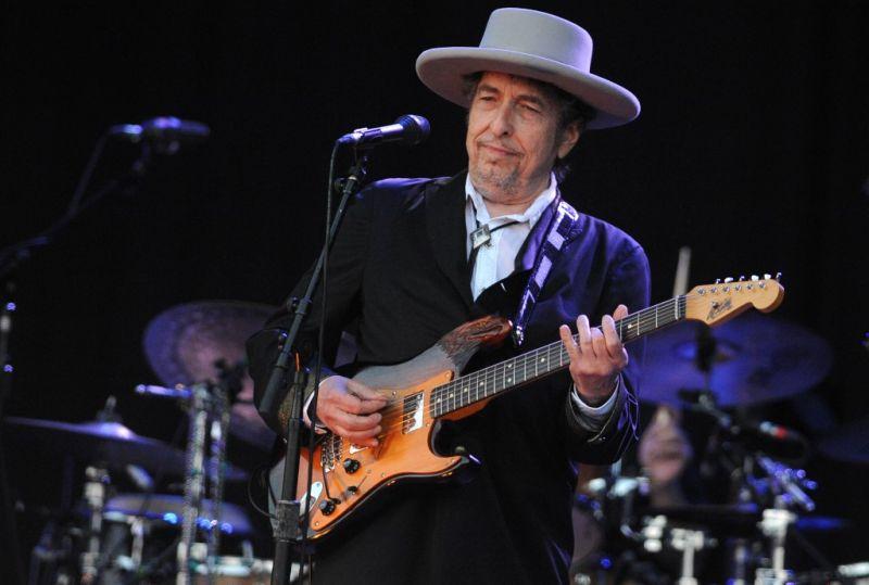 Igazi Bob Dylan relikviák kerültek elő