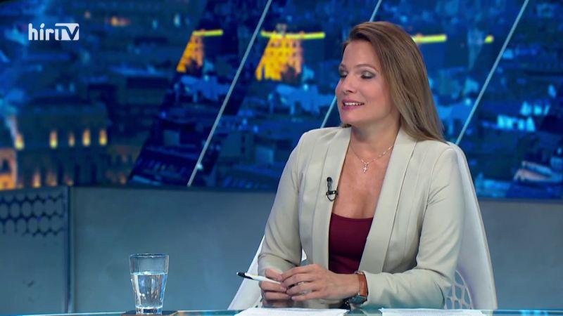 Állami kitüntetést kapott a Karácsony Gergelyt szívató Hír TV-s műsorvezető