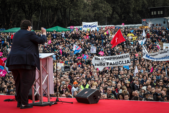 Meghíúsította a szavazást a gendertörvényről az olasz jobboldal
