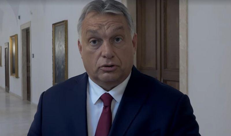 Orbán gúnyos üzenettel reagált Jakab Péter krumplis kirohanására