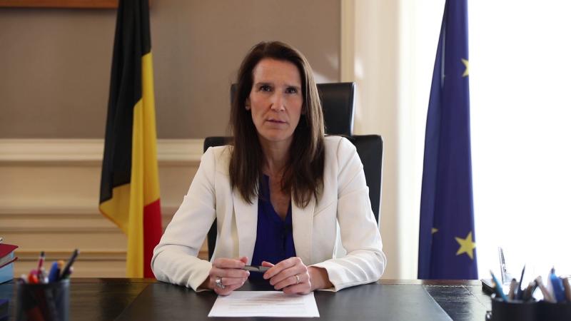 Koronavírus: intenzív osztályra került Sophie Wilmes belga külügyminiszter