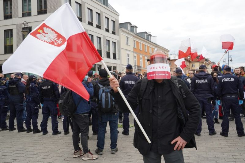 Varsói diplomaták lehettek jelen az illegális szexpartin
