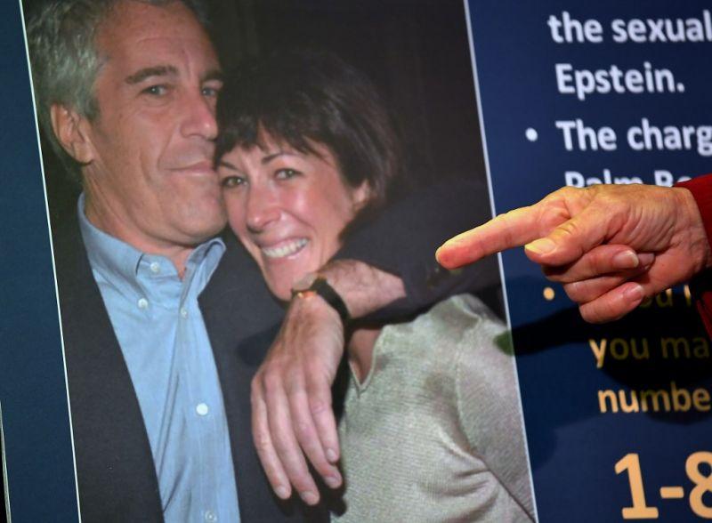 Gyakrabban ellenőrzik Epstein volt élettársát a börtönben, mint egy terroristát