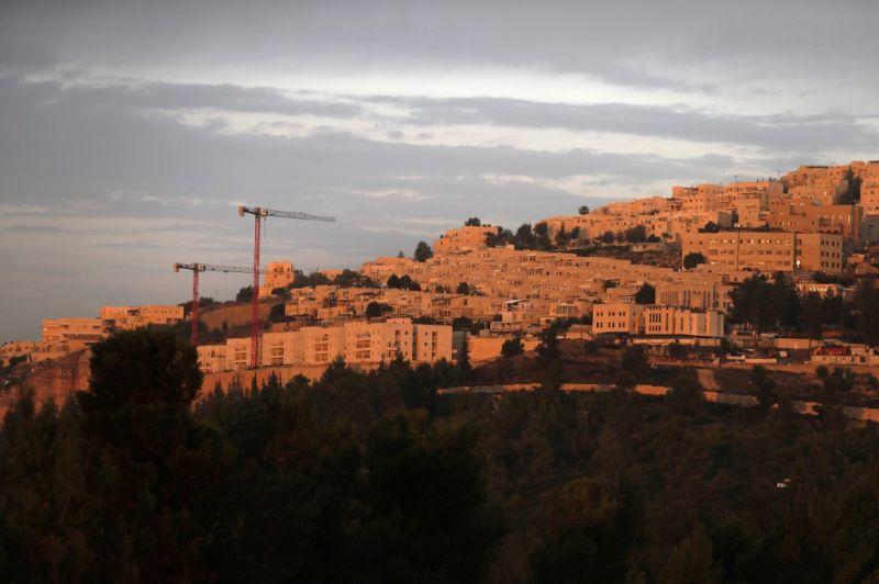 Megszállt területen épít 1200 új lakást Izrael